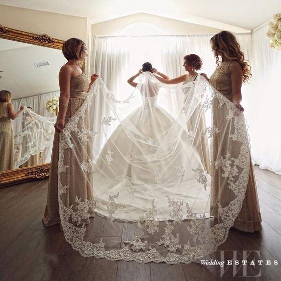 2019 Wedding Veils For Every Bride Wedding Estates