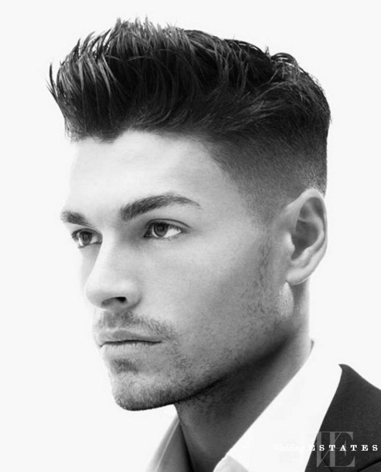 2019 Wedding Hairstyles For Men | Wedding Estates
