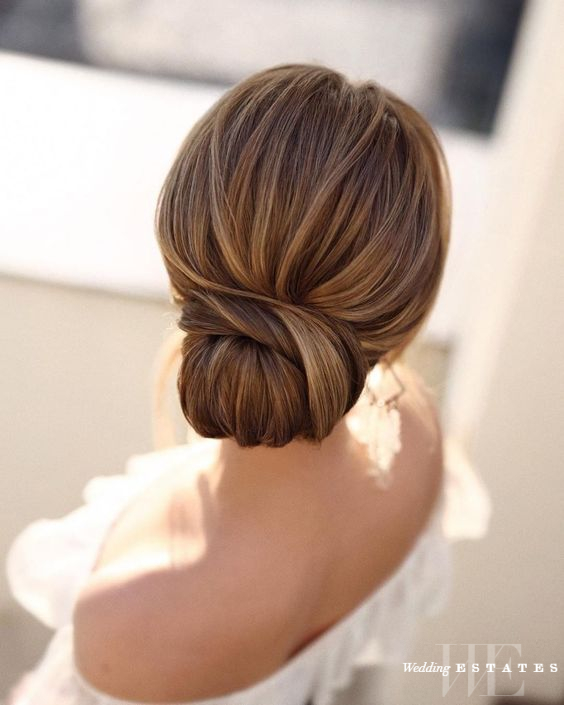 Wedding Hairstyles For Brides With Thin Hair | Wedding Estates