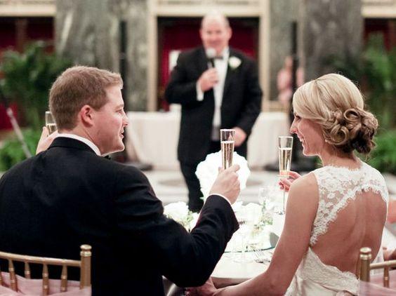 Rehearsal Dinner Speech Etiquette Samples Wedding Estates