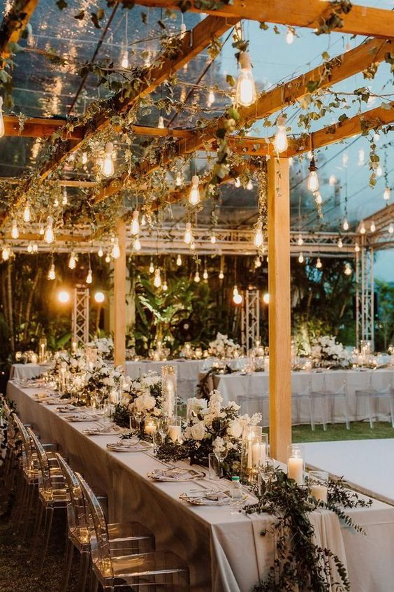 Chic and Unique Outdoor Wedding Ideas – Wedding Estates