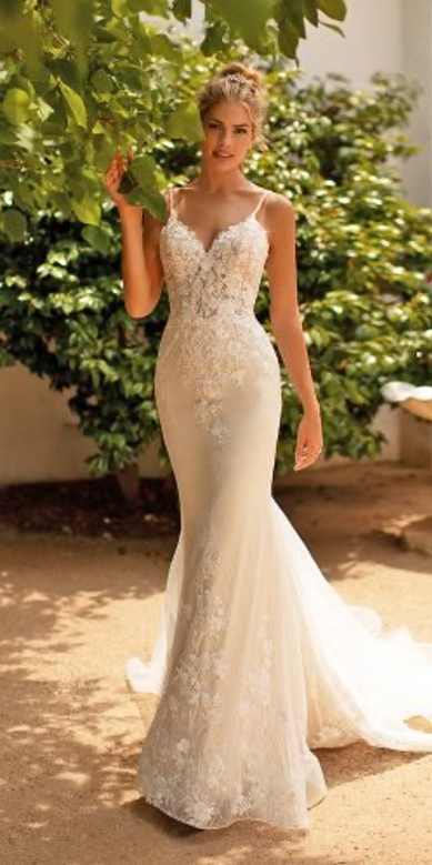 Rose Moonlight Wedding Dresses For 2020 Wedding Estates,Low Cost Wedding Dresses Online