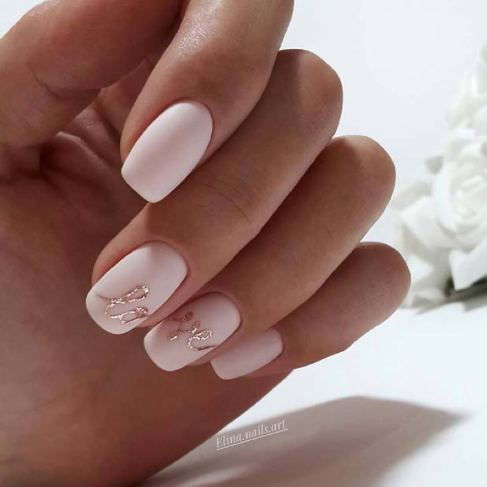 Wedding Nails Ideas for all 2020 Brides
