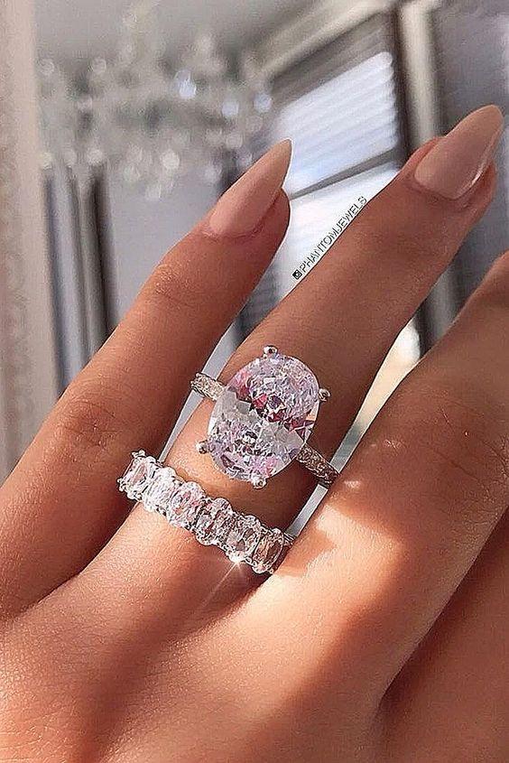 Wedding Nails Ideas for all 2020 Brides - Wedding Estates